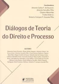 Imagem - Diálogos de Teoria do Direito e Processo