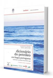 Imagem - Dicionário do Petróleo em Língua Portuguesa