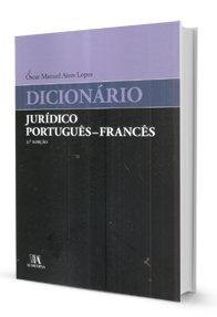 Imagem - Dicionário Jurídico Português-Francês