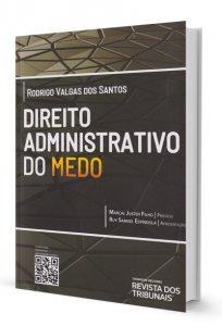 Imagem - Direito Administrativo do Medo