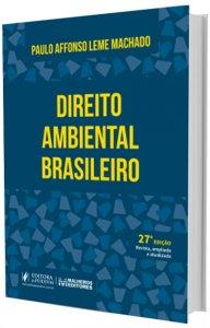 Imagem - DIREITO AMBIENTAL BRASILEIRO