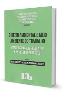 Imagem - Direito Ambiental e Meio Ambiente do Trabalho