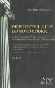 Imagem - Direito Civil a Luz do Novo código