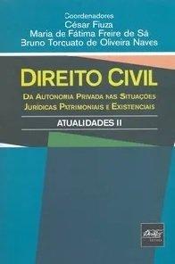 Imagem - Direito Civil. Atualidades II