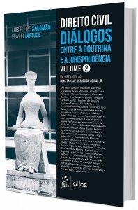 Imagem - Direito Civil - Diálogos Entre a Doutrina e a Jurisprudência - Volume 2