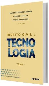 Imagem - Direito Civil e Tecnologia Tomo I