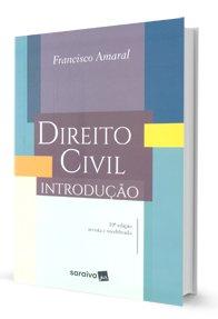 Imagem - Direito Civil Introdução