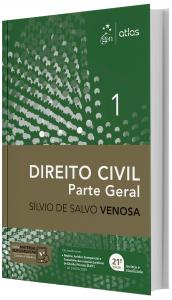 Imagem - Direito Civil Parte Geral - volume 1