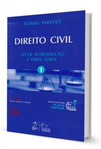 Imagem - Direito Civil - Vol. 1 - Lei de Introdução e Parte Geral