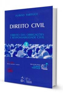 Imagem - Direito Civil - Vol. 2 - Direito das Obrigações e Responsabilidade Civil