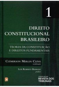 Imagem - Direito Constitucional Brasileiro - Vol. 1