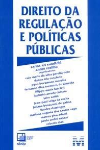 Imagem - Direito da Regulação e Políticas públicas