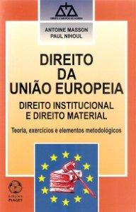 Imagem - Direito da União Europeia