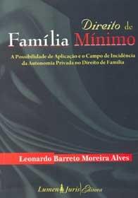 Imagem - Direito de Família mínimo
