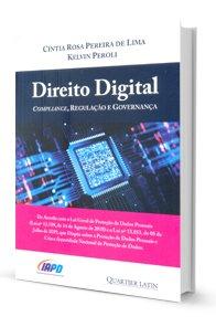 Imagem - Direito Digital - Compliance, Regulação e Governança