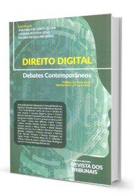 Imagem - Direito Digital - Debates Contemporâneos