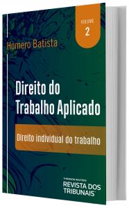 Imagem - Direito do Trabalho Aplicado - volume 2