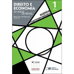 Imagem - Direito e Economia - 30 Anos de Brasil - Agenda Contemporânea Tomo I