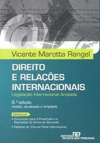 Imagem - Direito e Relações Internacionais