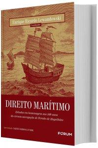 Imagem - Direito Marítimo: Estudos em homenagem aos 500 anos da circum - navegação de Fernão de Magalhães