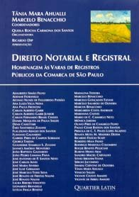 Imagem - Direito Notarial e Registral Homenagem as Varas de Registros públicos da Comarca de são Paulo