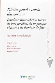 Imagem - Direito Penal e Teoria das Normas