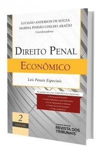 Imagem - Direito Penal Econômico - volume 2