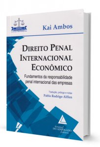 Imagem - Direito Penal Internacional Econômico