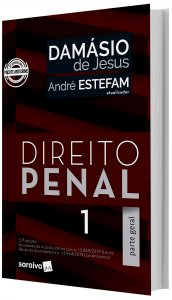Imagem - Direito Penal Volume 1 - Parte Geral