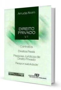 Imagem - Direito Privado - Volume 1