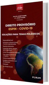 Imagem - Direito Provisório - Espin - Covid-19 - Soluções para Temas Polêmicos