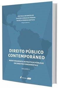 Imagem - Direito Público Contemporâneo - Volume II