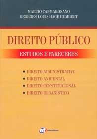 Imagem - Direito Público Estudos e Pareceres