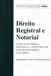 Imagem - Direito Registral e Notarial