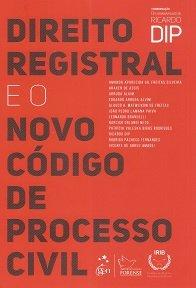 Imagem - Direito Registral e O Novo código de Processo Civil