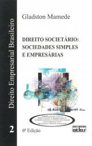 Imagem - Direito Societário: Sociedades Simples e Empresárias