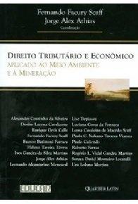 Imagem - Direito Tributário e Econômico - Aplicado Ao Meio Ambiente e a Mineração