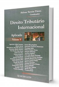 Imagem - Direito Tributário Internacional Aplicado - V. V