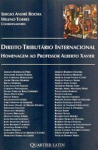 Imagem - Direito Tributário Internacional - Homenagem Ao Professor Alberto Xavier