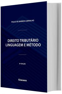 Imagem - Direito Tributário Linguagem e Método