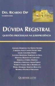 Imagem - Dúvida Registral - Questões Processuais na Jurisprudência