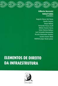 Imagem - Elementos de Direito da Infraestrutura