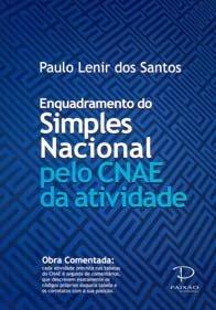 Imagem - Enquadramento do Simples Nacional Pelo Cnae da Atividade