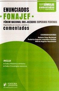 Imagem - Enunciados Fonajef fórum Nacional dos Juizados Especias e Federais