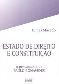 Imagem - Estado de Direito e Constituição