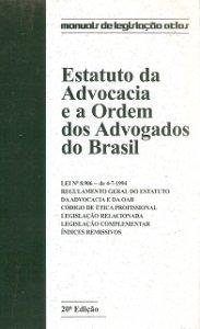 Imagem - Estatuto da Advocacia e a Ordem dos Advogados do Brasil