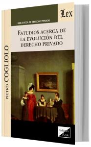 Imagem - Estudios Acerca de la Evolución del Derecho Privado