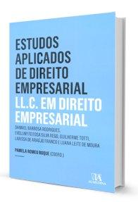 Imagem - Estudos Aplicados de Direito Empresarial - Ll.C em Direito Empresarial