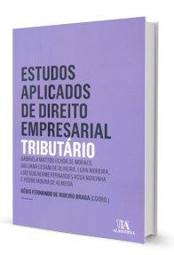 Imagem - Estudos Aplicados de Direito Empresarial - Tributário