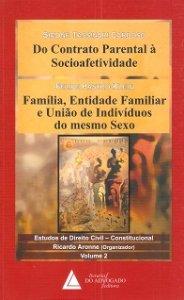 Imagem - Estudos de Direito Civil - Constitucional